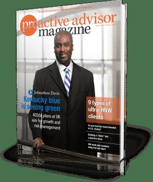 Featured in Proactive Advisor Magazine